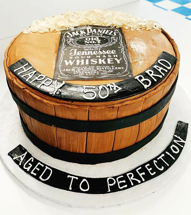 Miraculous Ligers Bakery On Twitter A Cake Smooth As Tennessee Whiskey Birthday Cards Printable Inklcafe Filternl