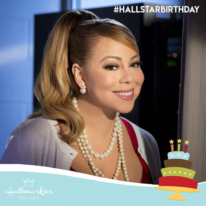 Happy Birthday to the Queen of Christmas Mariah Carey