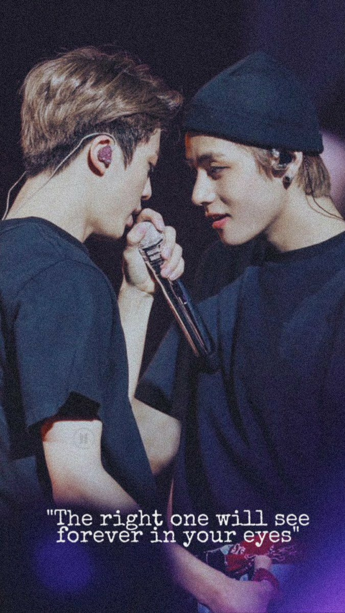"""The right one will see forever in your eyes"" . . . Quote cr. @evenfallpoetry Edit cr. Me . . #taejin @BTS_twt  #BTS #NAMJOON #TAEHYUNG #JIMIN #JIN #JHOPE #SUGA #JUNGKOOK  #BTSARMYpic.twitter.com/Xe8b0XpF9o"