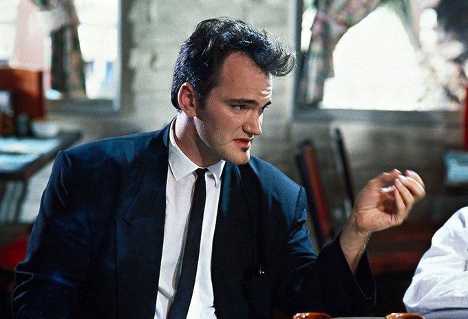 Happy 57th Birthday to the one and only Quentin Tarantino!  (March 27, 1963)