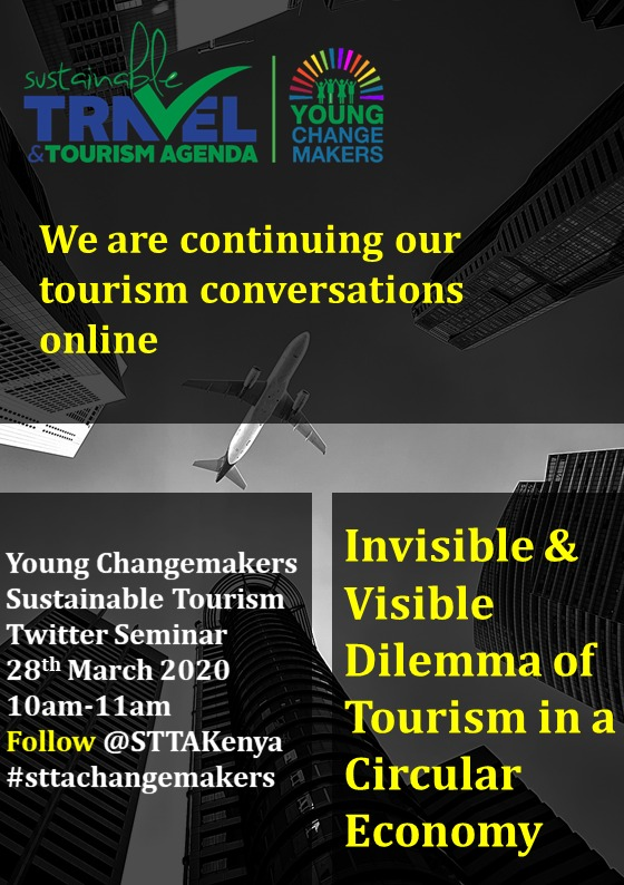 We just love #sttachangemakers tradition of speaking sustainable tourism tweet by tweet for every monthly seminar. Keep it here tomorrow, 9.00 am for insightful updates. <br>http://pic.twitter.com/BsOazV4pSk