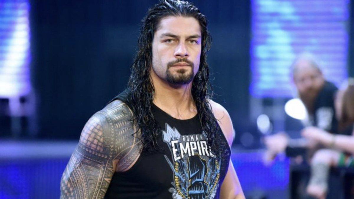 @WWEGP's photo on Roman Reigns
