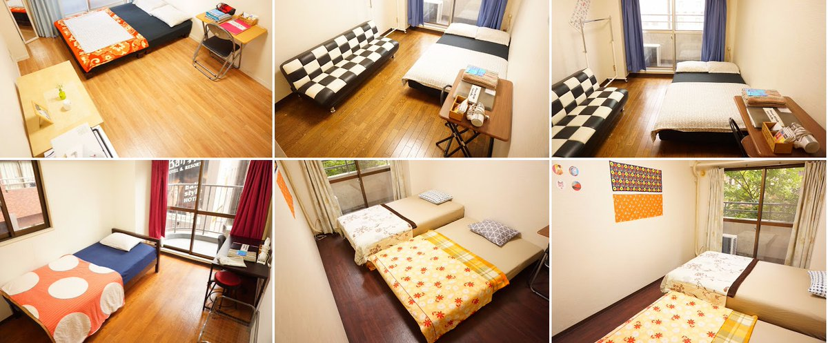 At only 5-min away from the biggest nightlife district in Japan, you'll never be bored at these apartments. Make new friends in #Kabukicho, #Shinjuku!    Private #apartment  Rent from ¥100,000/month + utilities!  8-min walk to Shinjuku Station https://www.tokyoroomfinder.com/view/apartment/shinjuku-private-flat…pic.twitter.com/EOadEWFwYP