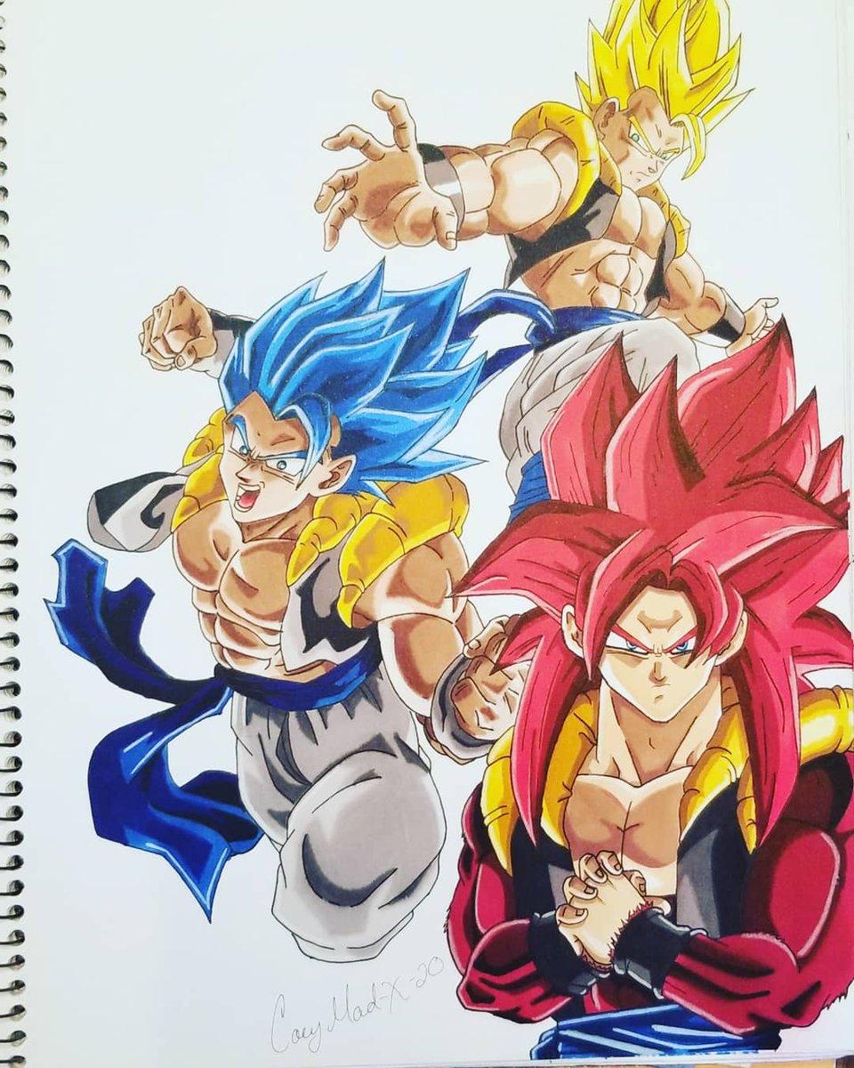 Gogeta!!  #DragonBall #DragonBallZKakarot #DragonBallSuper #DragonBallSuperbroly #gogeta #supersaiyan #DragonBall #DragonBallZKakarot #dragonballlegends #DBZ #dbzkakarot #DBZカカロット #DBZKai #dbs #art #ArtistOnTwitter #artistsoninstagram #arts #sketch #Sketching #sketchbookpic.twitter.com/SqZWaVYbTA
