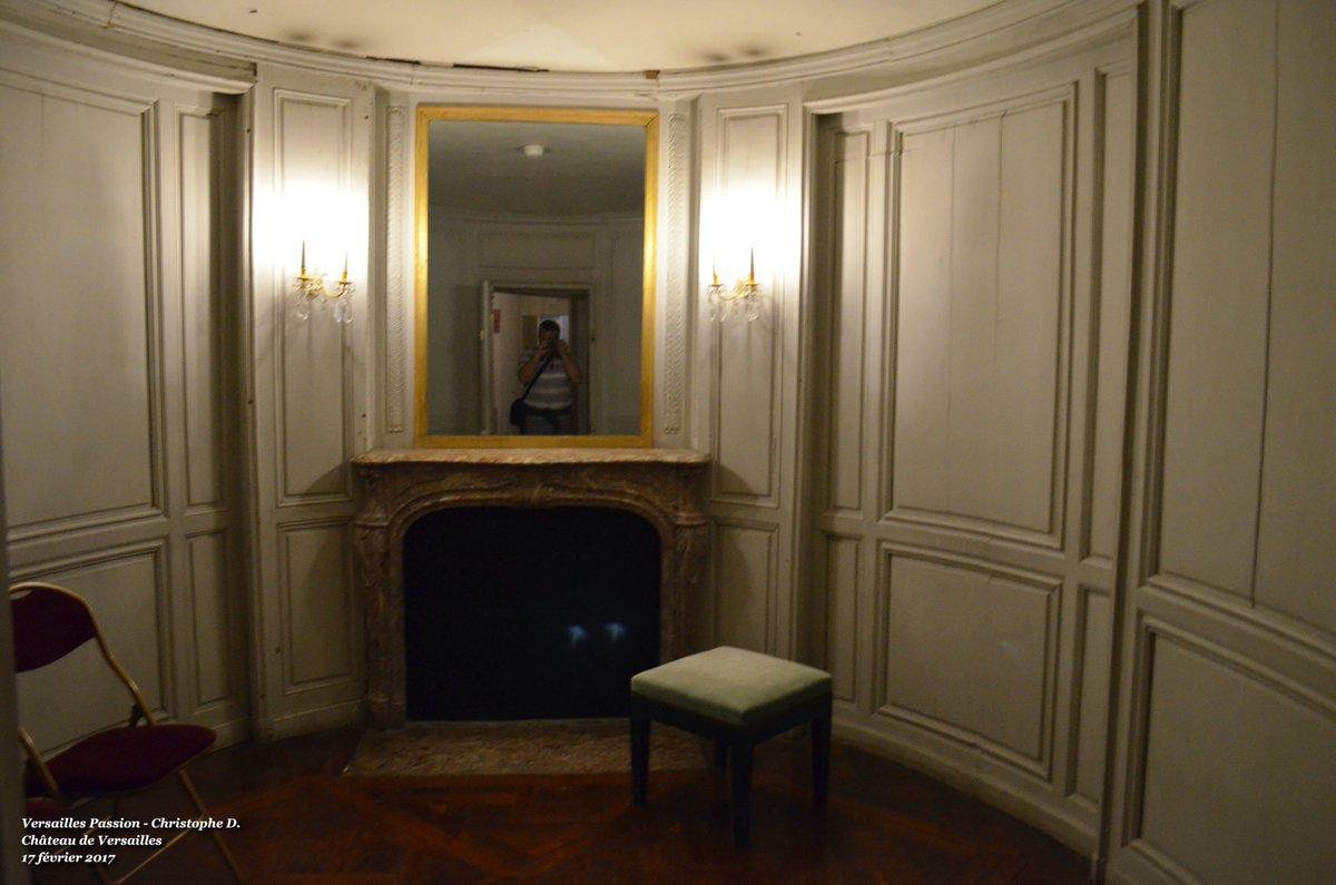 """Versailles passion on Twitter: """"Boudoir de Louis XV, Pour le ..."""