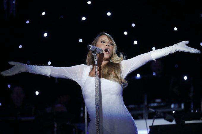 Mariah Carey - With You  Happy Birthday to Mariah Carey    fantastic voice