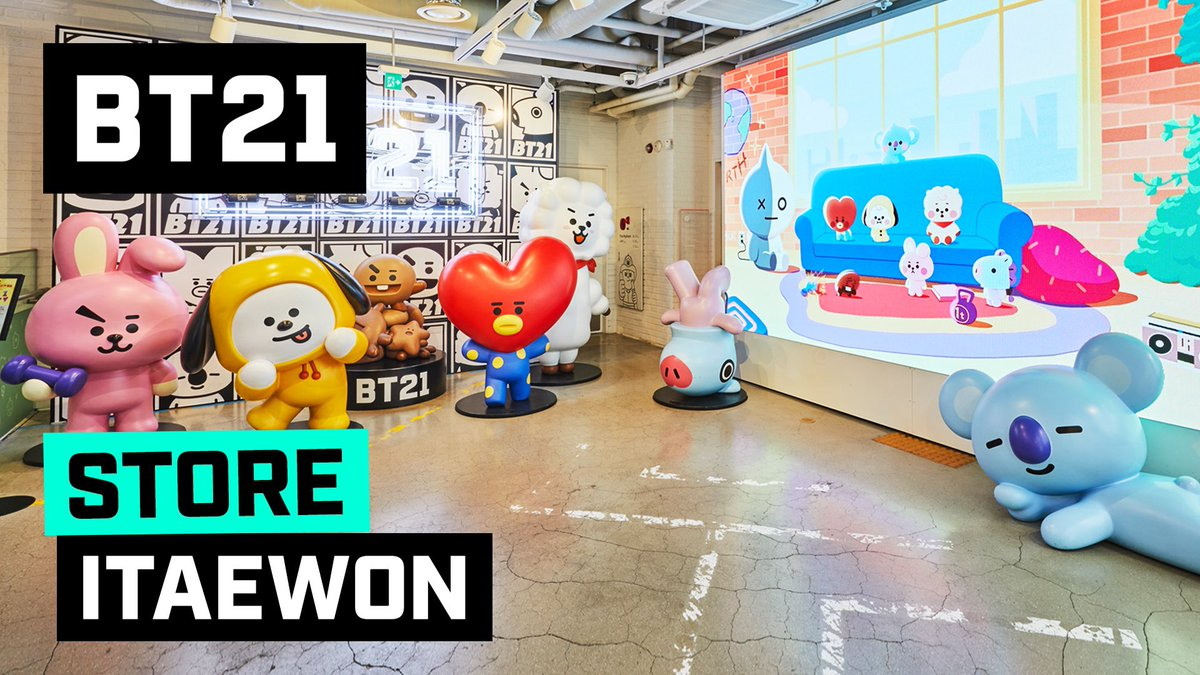 @BT21_'s photo on #ITAEWONLINEFRIENDS