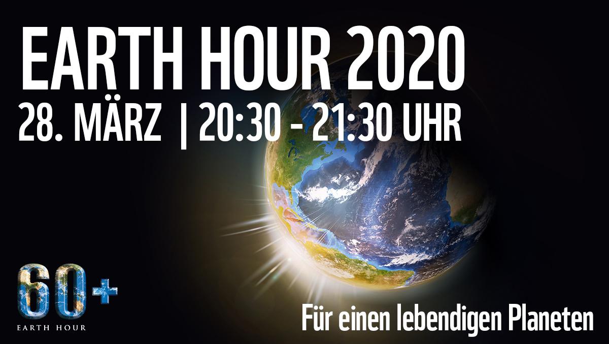 #EarthHour