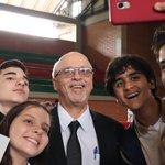 Image for the Tweet beginning: Come famiglia lasalliana siamo uniti