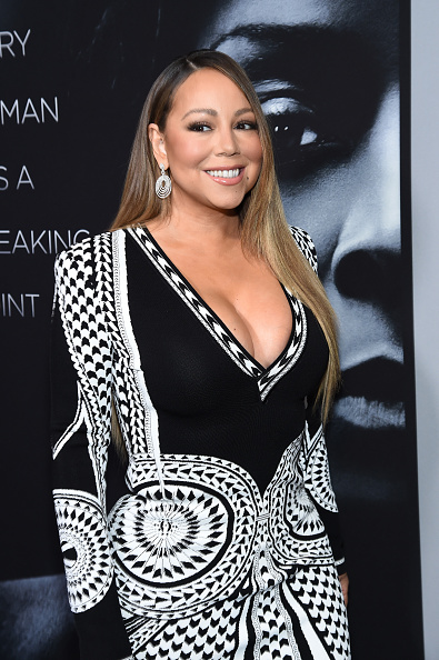 Happy 50th Birthday to Singer Mariah Carey !!!  Pic Cred: Getty Images/Jamie McCarthy