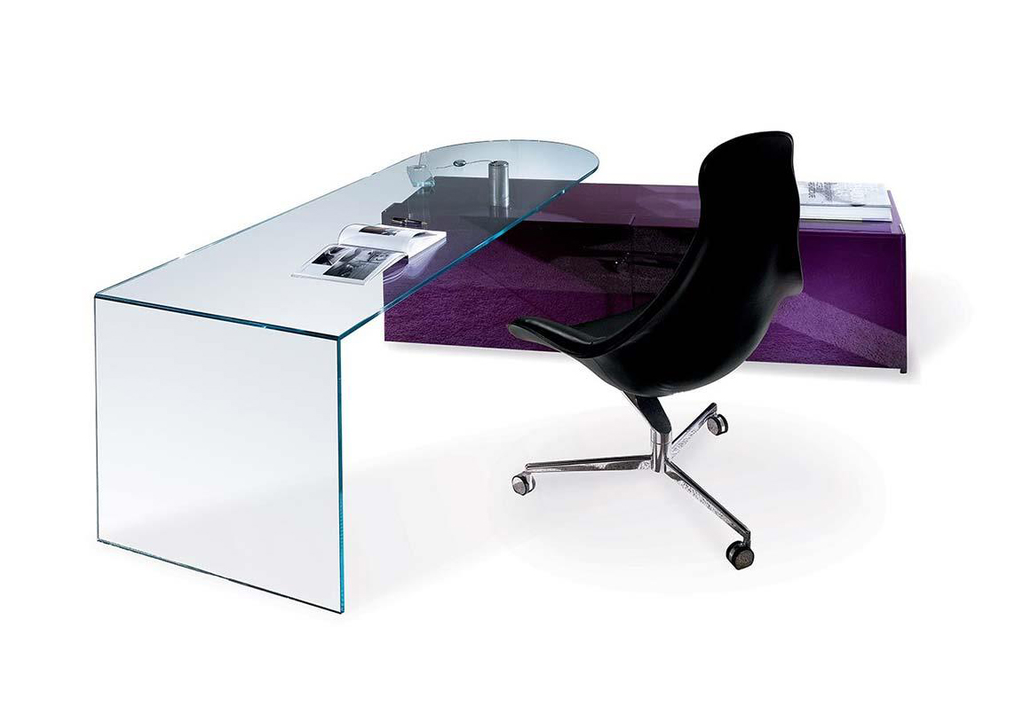 Work in style with the Mirage desk in transparent glass with sideboard covered in lacquered or etched glass and two sliding doors. Contact #Theodores #InteriorDesign team to create your inspiring #HomeOffice #ModernFurniture #DesignDC #Reflexpic.twitter.com/RZBT57y242