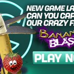 Image for the Tweet beginning: Introducing Banana Blast! Our latest