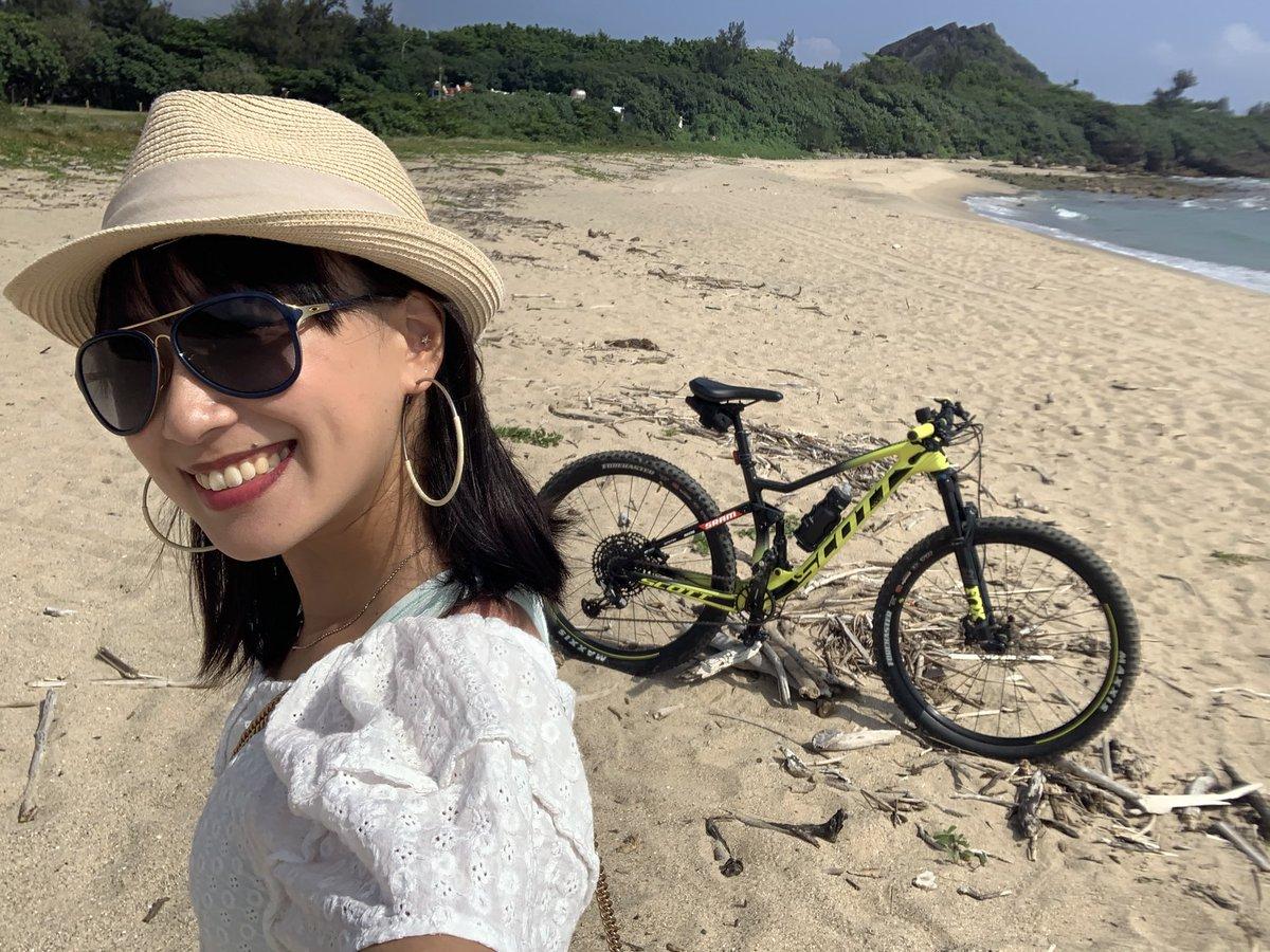 - MTB training week! Love Kenting so much!  - #beach #outdoor #bike #mtb #weekend #tgif #fun #sunny #マウンテンバイク #旅行好きな人と繋がりたい #自転車 #旅行 #taiwan #kentingpic.twitter.com/cCLMKDvI7f – at 墾丁海水浴場(大灣) Kenting (Dawan) Beach
