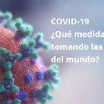 Image for the Tweet beginning: ⚠Frente al COVID-19 las ciudades
