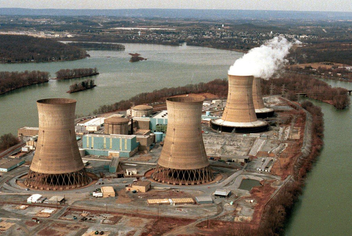 On Three Mile Island Meltdown Anniversary, ID Considers Nuclear Future - pnsne.ws/3dDbtkj