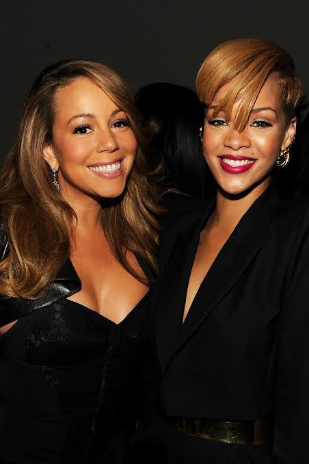 These pictures obtain 33 Number 1s and 14 Grammys!   Happy Birthday to the Queen, Mariah Carey!
