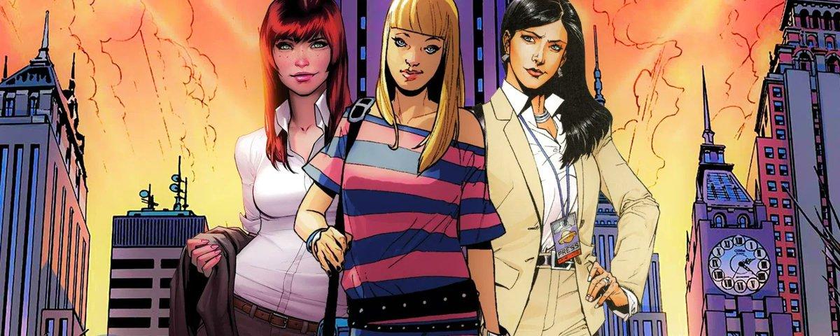 Top 10 bạn gái Superhero