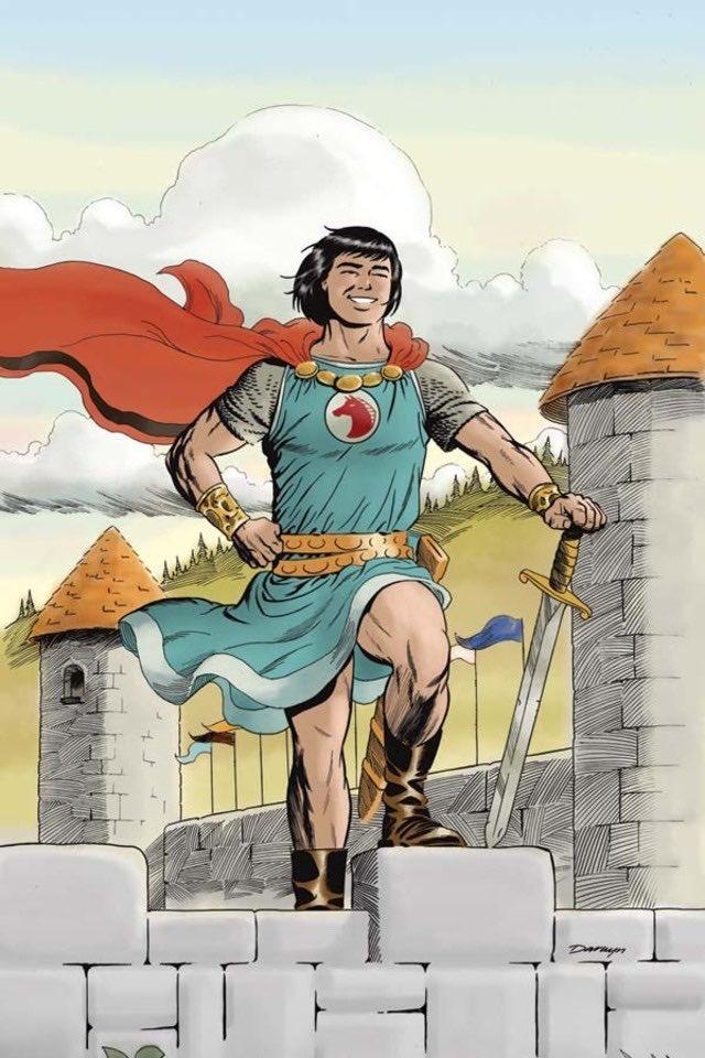 @EnserMark I remember Prince Valiant! I always talk about it when teaching Macbeth!