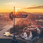 Image for the Tweet beginning: Kaunas, Lithuania: 'Kaunastic' for 2022