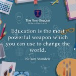 When everything in the world is changing so fast - pause & reflect on this quote from Nelson Mandela. #FridayFeeling #onlinelearning  #workingfromhome @GoodSchoolsUK @iapsuk @HMC_Org @School_HouseM @attaineducation @insideKENT @WealdenGroup @kentlivenews @SoMagazines @intSchools