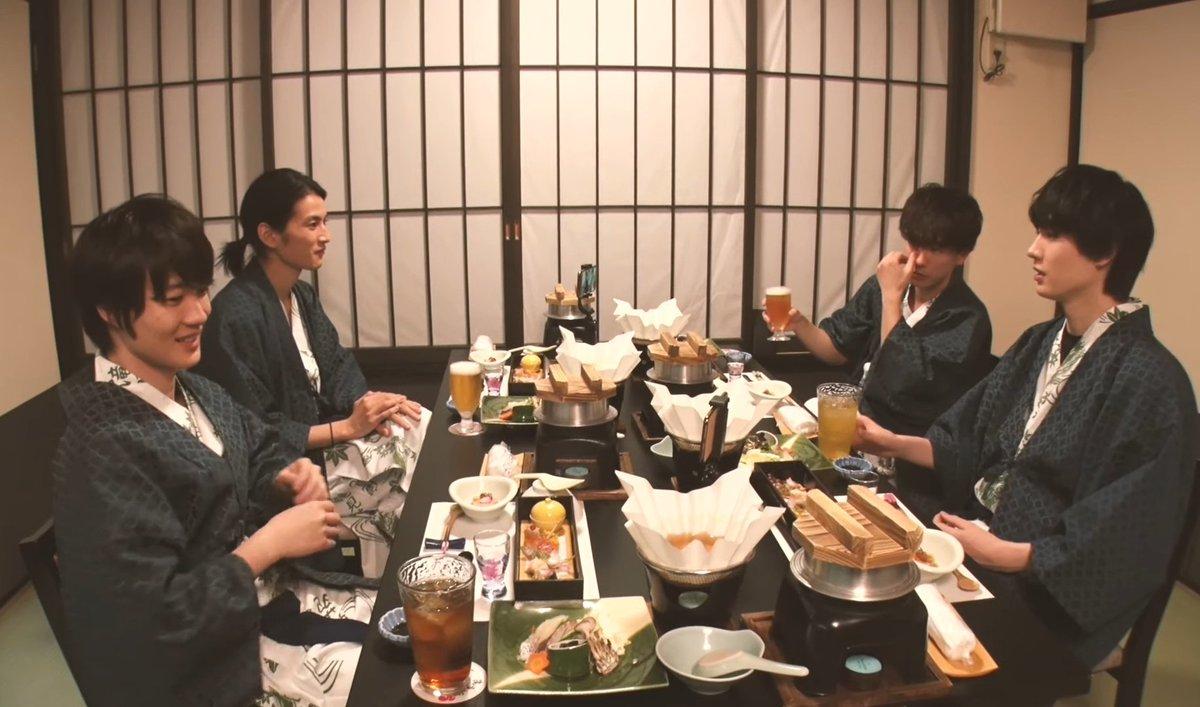 佐藤健のYouTubeチャンネル、神木隆之介と渡邉圭祐と桜田通の男旅ってそんな平成ジェネレーションズみたいなコンテンツを無料で見てもいいんですか???
