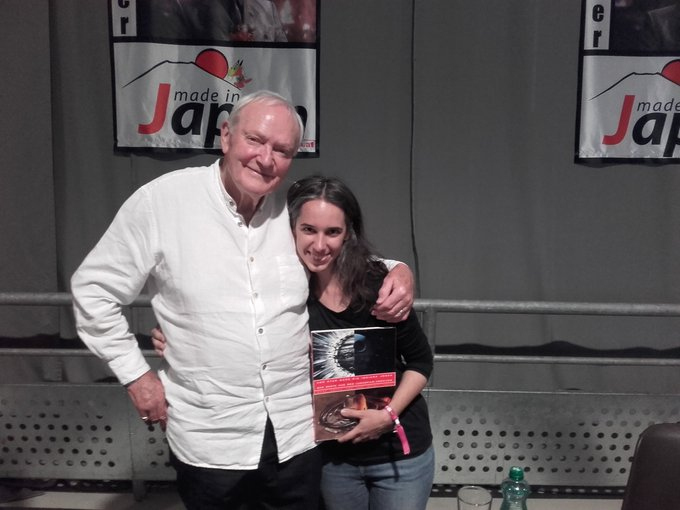 Apparently I share my birthday with Julian Glover. Happy Birthday to us >w<