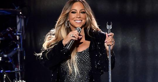 HAPPY BIRTHDAY: Mariah Carey turns 50 today.