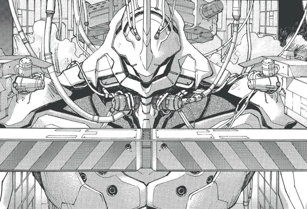 test ツイッターメディア - manga-and-stuff:Source: Neon Genesis Evangelion / Shin Seiki Evangerion新世紀エヴァンゲリオン by Yoshiyuki SadamotoWoOF https://t.co/to6gpiOC3j