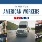 Image for the Tweet beginning: Thank you to America's hardworking