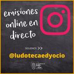 Image for the Tweet beginning: Ludoteca online, cocina, formación y