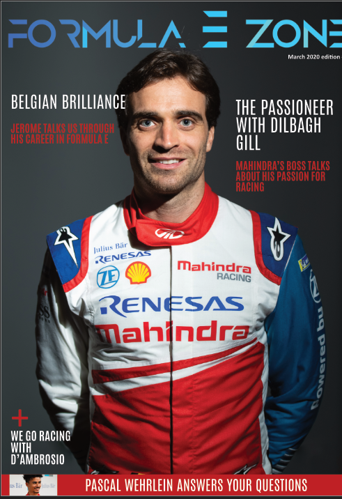 You can now read our March edition of the Formula E Zone magazine, as we delve into the Passioneers. https://t.co/zAX7BfEeev #ABBFormulaE https://t.co/vq8iRrNwZh