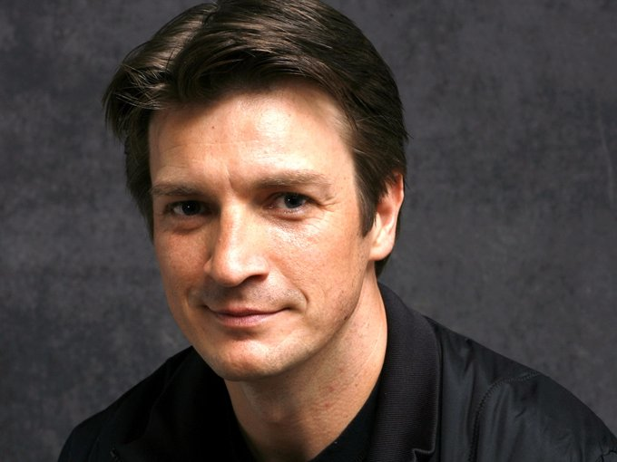 Happy 49th Birthday to  NATHAN FILLION