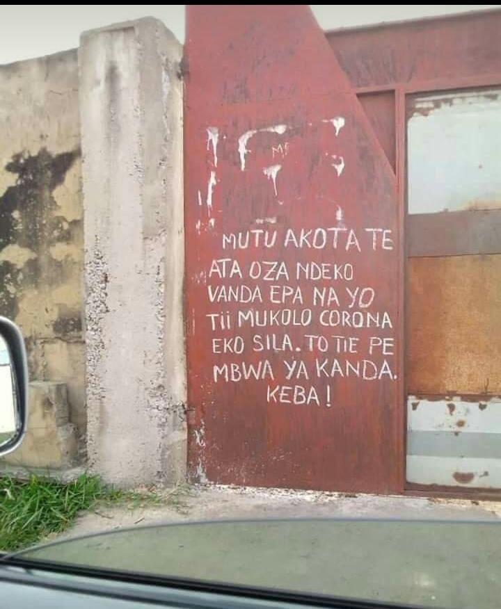 #CONFINEMENTJOUR10   Vraiment Rd Congo today fin <br>http://pic.twitter.com/dkS5ZE9LN8