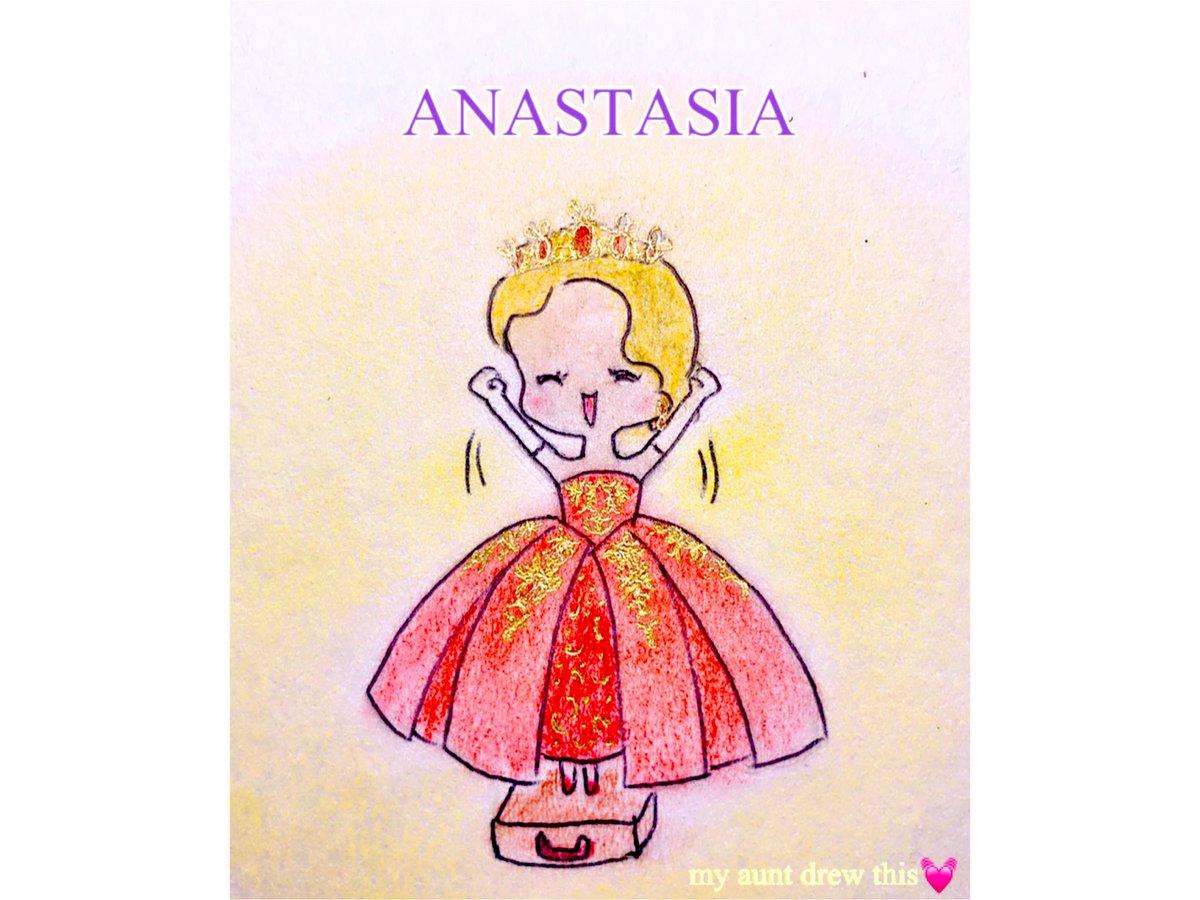 ミュージカル「#アナスタシア」東京公演 千穐楽を迎えました。この作品、役、カンパニーの皆さまに出逢えたこと…全てが宝物です。大好きと感謝が溢れて止まらない🥺お客さま、カンパニーの皆さんとまた元気に笑顔でお会いできますように🌸ありがとうございました!!