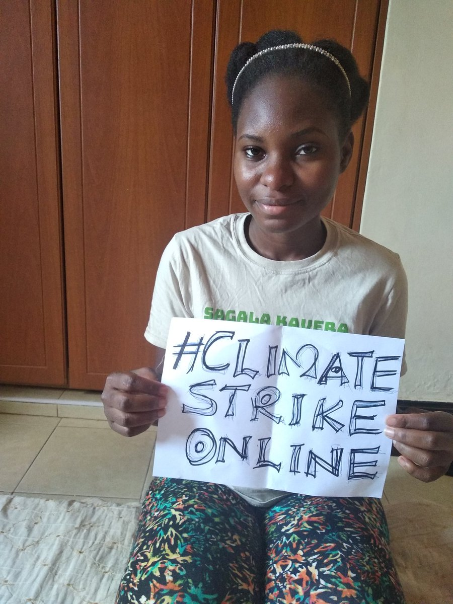 In a crisis we stand together and help each other, this is the time when humanity has to be stronger and United than ever. Lets help each other. Stay at home. #schoolstrike4climate #ClimateStrikeOnline #DigitalStrike #FridaysForFuture @Fridays4future @GretaThunberg