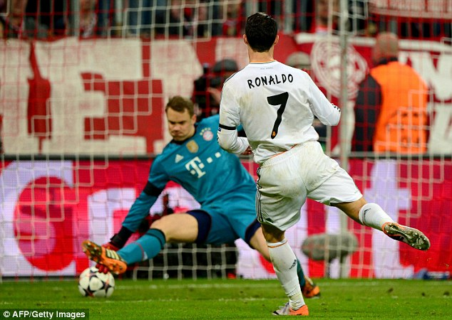 One of the best goal-keepers Ronaldo has always destroyed.  Happy Birthday, Manuel Neuer.