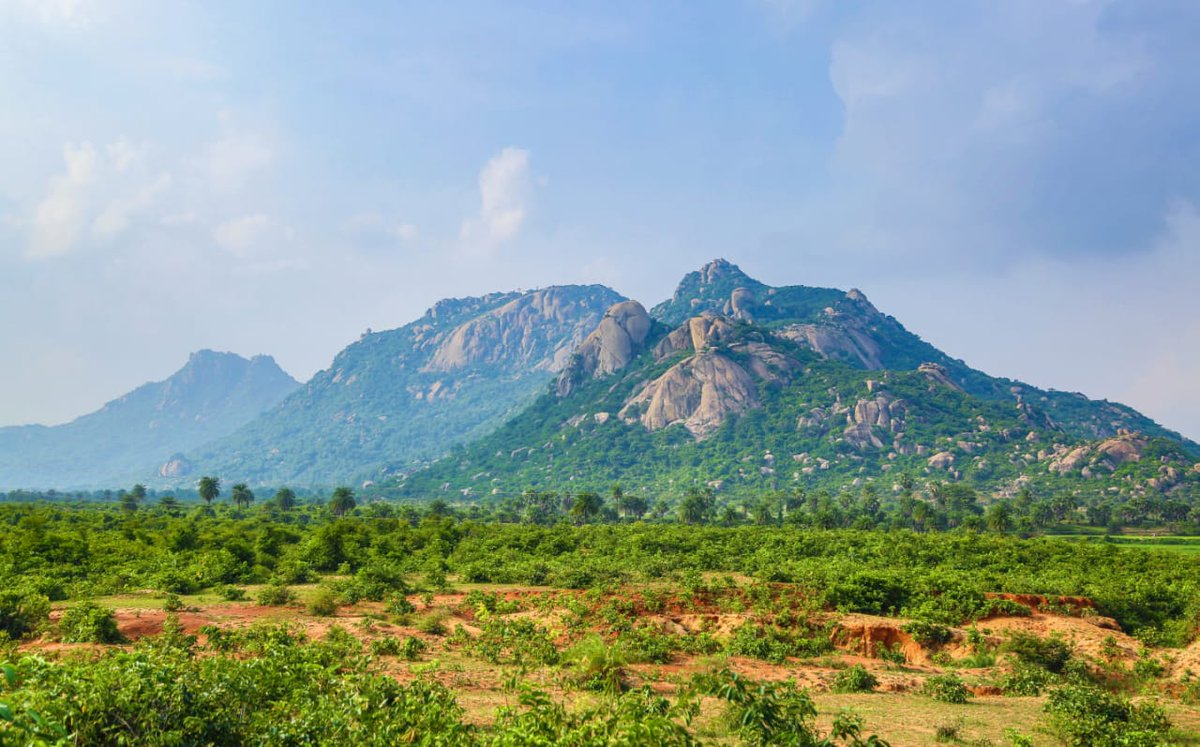 Trikut Pahar is a very exciting tourist destination located in Deoghar district. Apart from trekking, wildlife, picnic, pilgrimage, tourists can also enjoy the famous Ropeway here. The height of the highest peak in it's 3 peaks is 2470 meters above sea level. <br>http://pic.twitter.com/jbuL2QOMw8