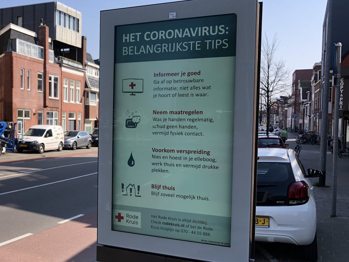 "Groningen goes strong! Let's stay healthy ""together"" !!!"