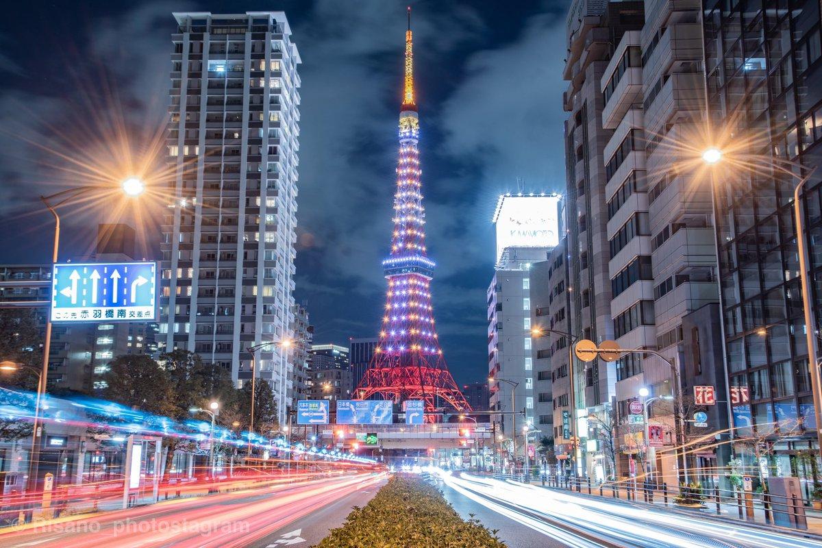 ①TokyoTower2020 ②TokyoNight ③Fish eye ④Sky tree #Risano_coten2 #東京タワー #スカイツリーpic.twitter.com/kA5RReauds