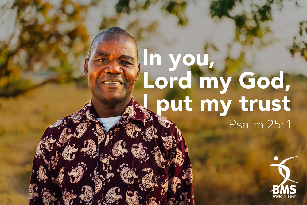 test Twitter Media - ✨ Where do you find your strength? Share your verse! ✨At BMS, we're turning to believers from around the world for their advice on living through crises.Carlos, BMS Team Leader in Mozambique, told us he's looking to Psalm 25: 1 to find his strength. #dailystrength https://t.co/GmFIcfytNb