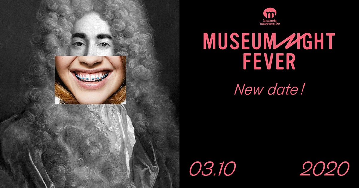 SMILE 😄 Museum Night Fever moved to 3 October! Already had a ticket for our #COVID19 cancelled March edition? It's still valid! New tickets available online NOW: https://t.co/cbjPRjuCrk  Thank you all so much for your support and patience these last 2 weeks 💛 https://t.co/u4Mic1L6ny