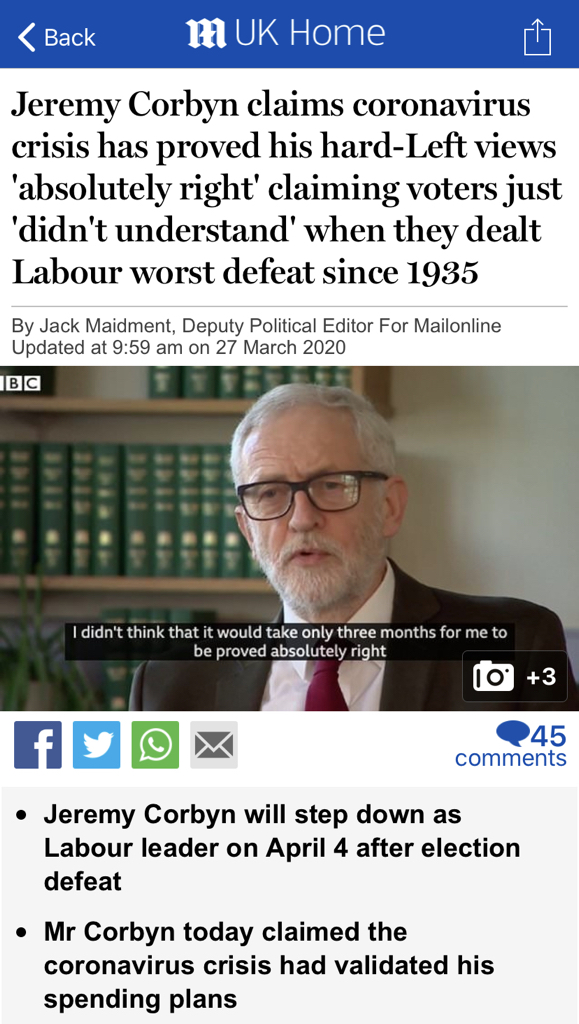 BAILOUT: Fury as socialist policies currently keeping country afloat are revealed to have been suggested earlier by the wrong person.