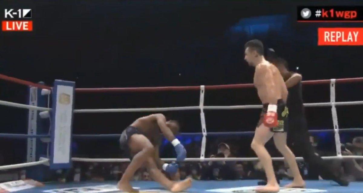 Missed Fists: Ranking the best knockouts from K-1 K'FESTA 3 (@JedKMeshew, @AlexanderKLee) mmafighting.com/2020/3/27/2119…
