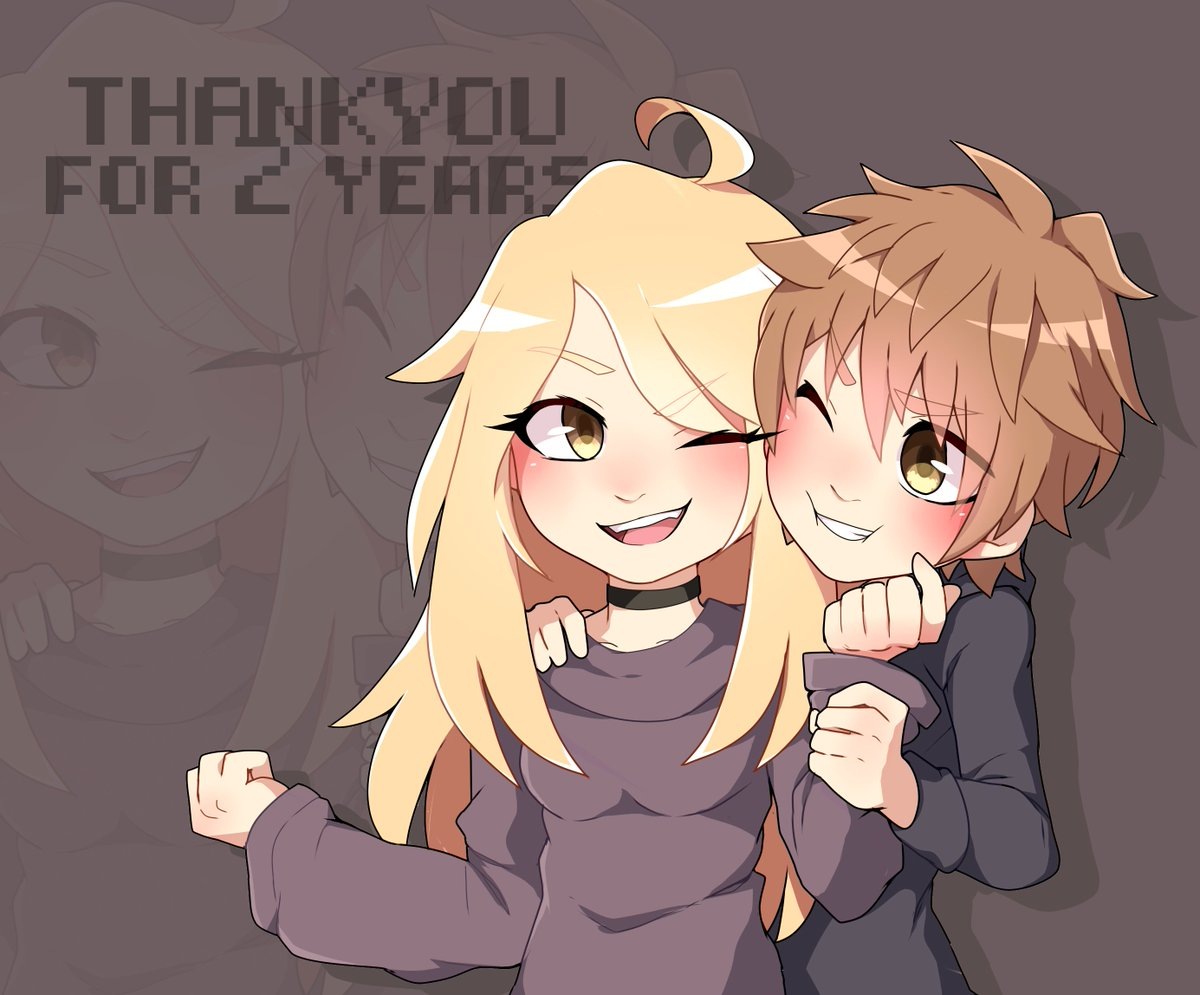 Thankyou Luís Patrício for being part of my life for 2 years This human is truly happy ..Happy 2nd Anniversary #happyAnniversary #AnimeCouple pic.twitter.com/lBPq19NLvt