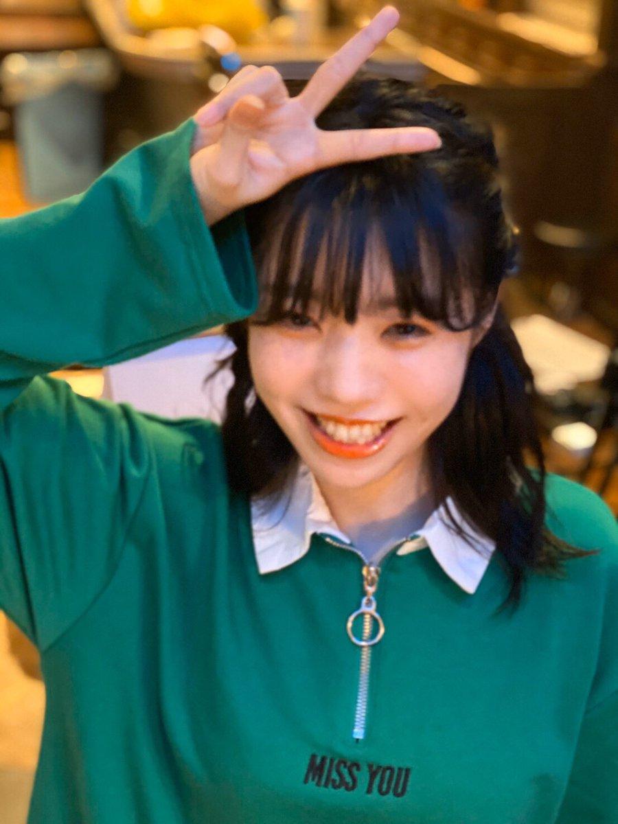 本日の歌姫奥野香耶さん可愛い