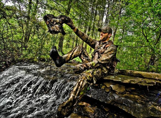 How to Kill Turkeys in Any Weather: realtree.me/2IJ6D6O Don't let the weather report keep you from hunting