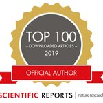 Some uplifting news for #QuaveLab + collaborators at #WRAIR (@DaZtrain) today! Our paper https://t.co/wyTareXD7A received 12,148 downloads, placing it in top 100 downloaded papers for @SciReports (out of 19,871 papers they published).  #Emory #teamworkmakesthedreamwork #Science