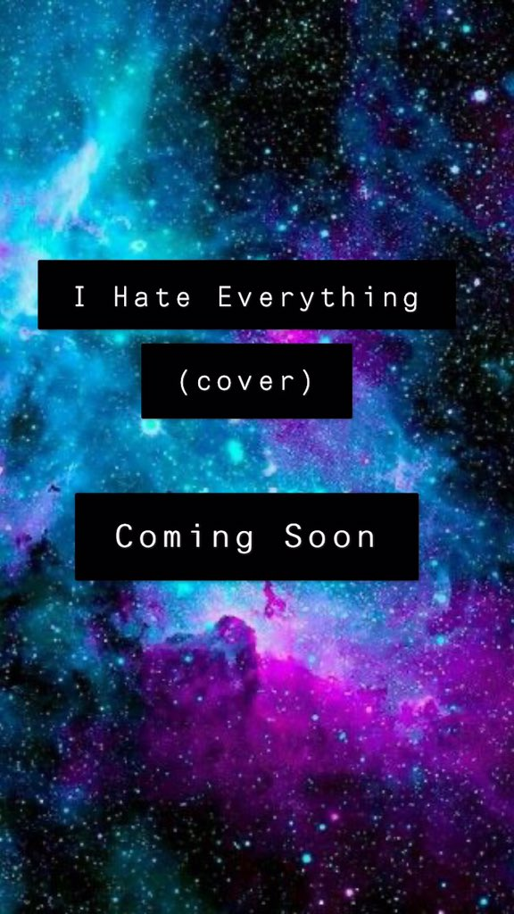 New song cover Coming Soon #songcover #independentartist pic.twitter.com/A6PGLZliv1