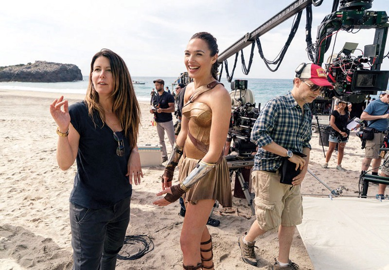Quote of the Day: Patty Jenkins Explains What Makes Wonder Woman a Hero dlvr.it/RShKmd