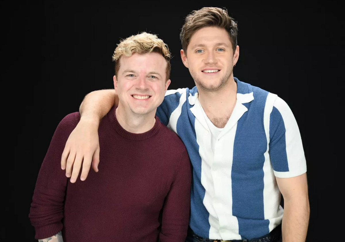 Don't miss @NiallOfficial on the #iHeartCountdown with @JoJoWright this weekend! ❤️ You can listen here: iheartradiocountdown.com/listen